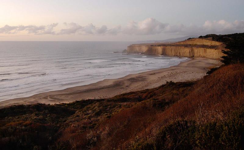Dusk on the Dunes