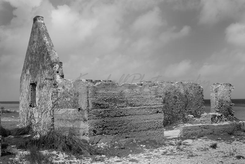 Salt Pier Ruins