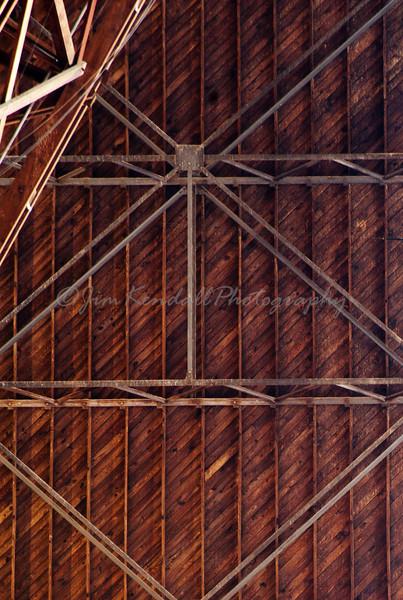 Lakehurst Hangar 6 Door