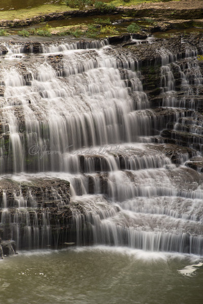Middle Burgess Falls - 2