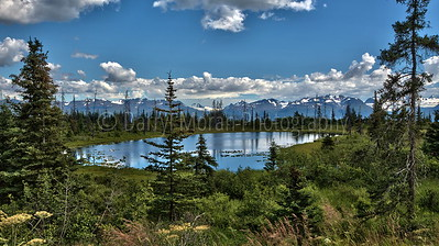 Circle Lake Homer AK