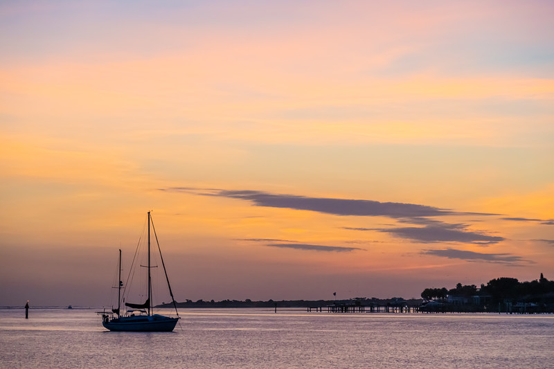 St. Augustine Sunrise.