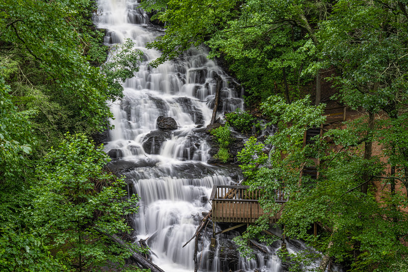 Trahlyta Falls / After the Rain.