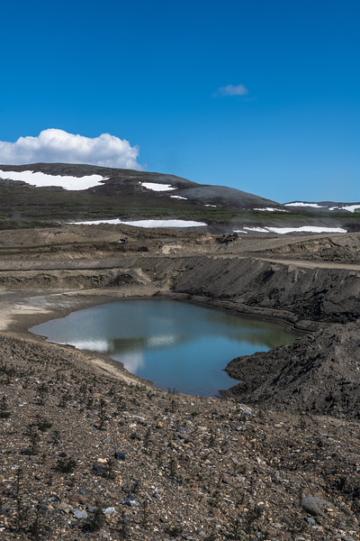 Open Pit Water