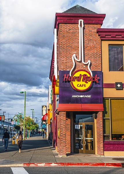 Hard Rock Anchorage