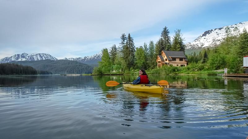 KT Kayak Bear Lake