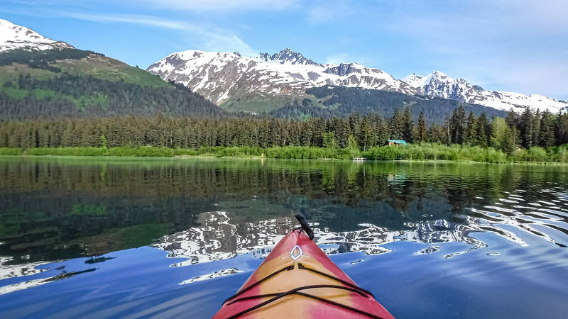 View From a Kayak