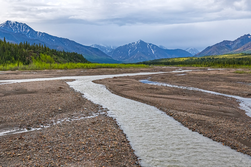Denali Riverbed