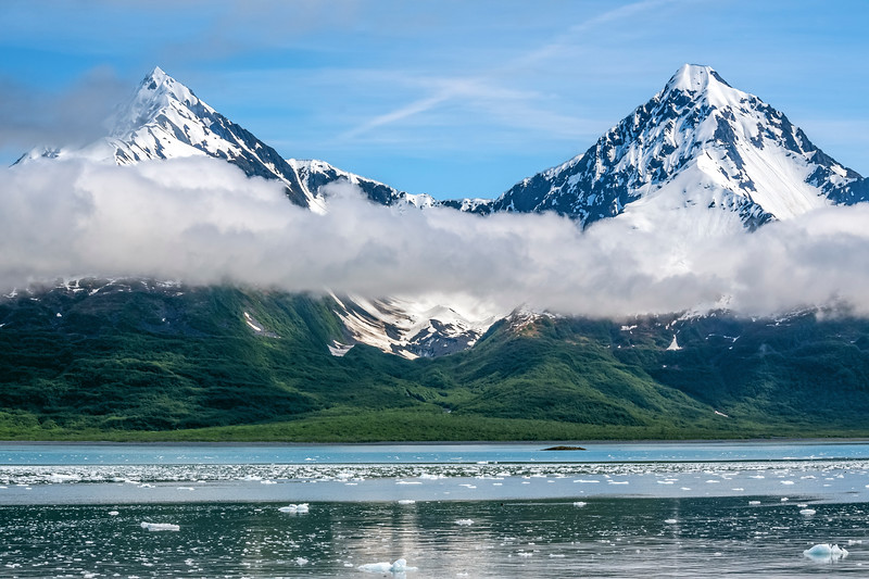 Ice Field of Glaciers