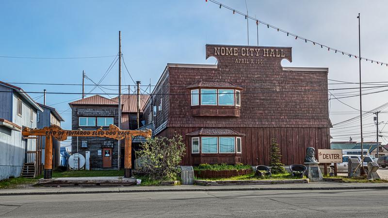 Nome City Hall