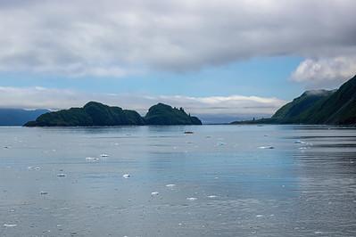 Ice Field Seascape