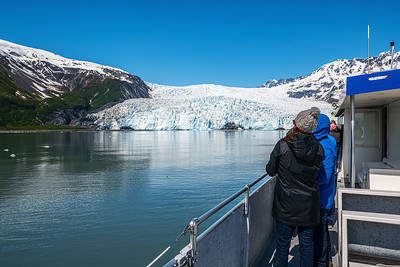 Visiting the Glaciers