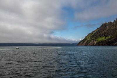 Off Fox Island