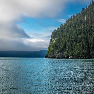 Scenic Kenai Fjords National Park