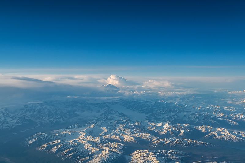 Alaska Sky View