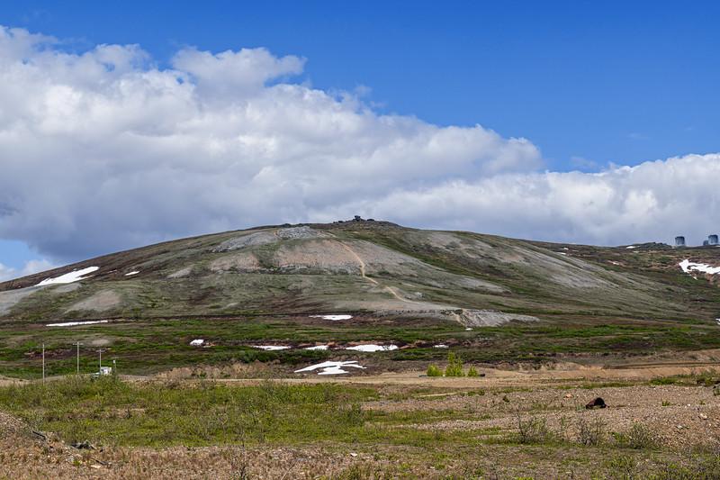 Anvil Mountain View