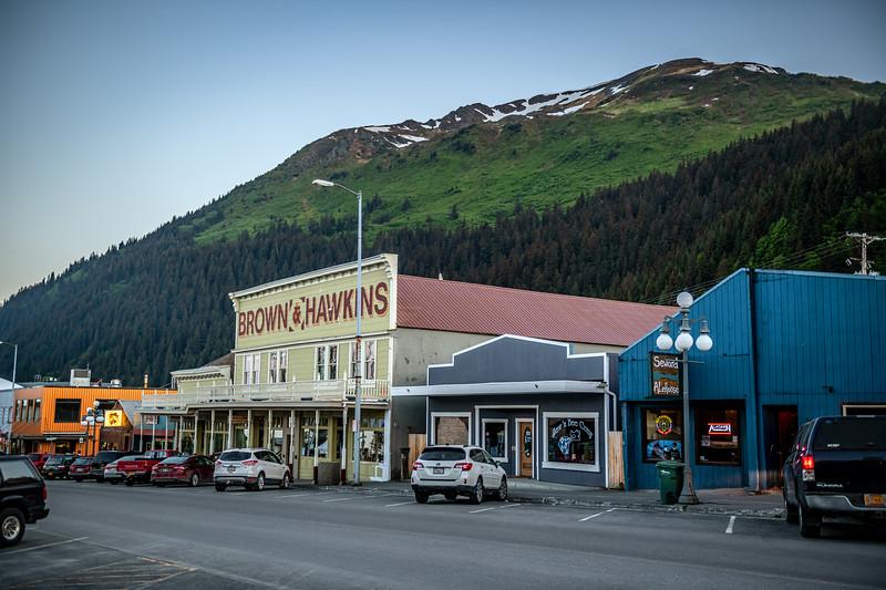 Old Seward Alaska