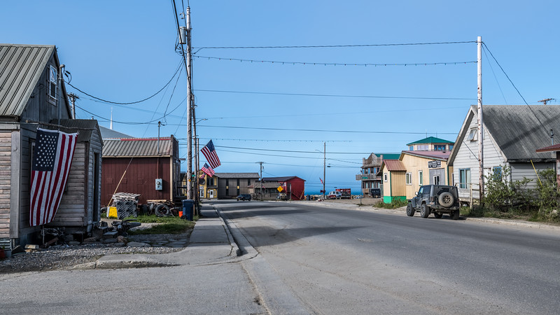 Streets of Nome