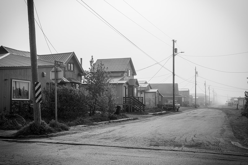 Homes of Nome