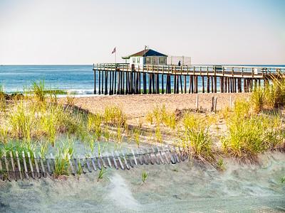 Ocean Grove Fishing Pier