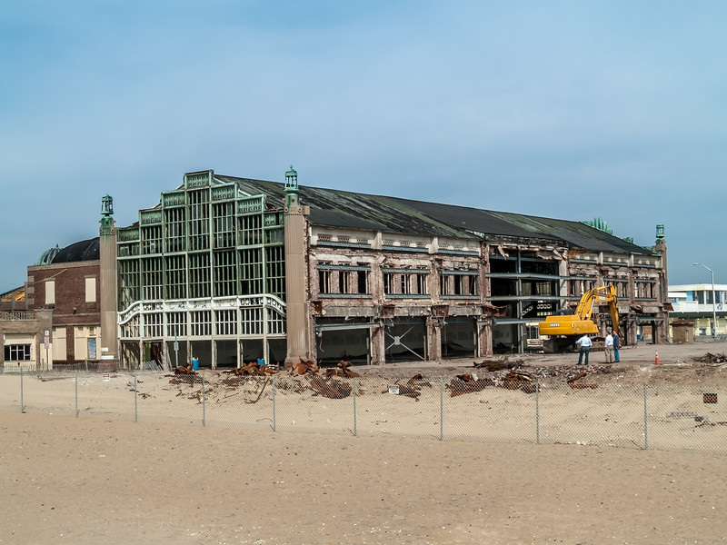 Asbury Park Renovations