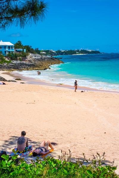 Peaceful Beach Bermuda