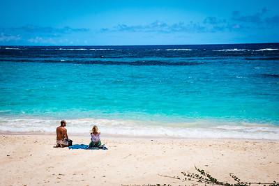Quiet Beach Bermuda