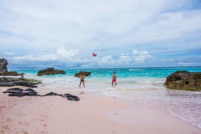 Beach Play Bermuda