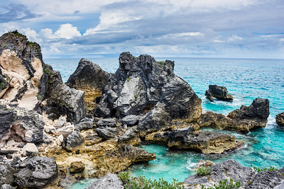 Rugged Coastline Bermuda