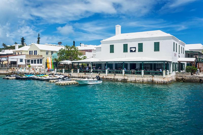 Waterside Dining Bermuda
