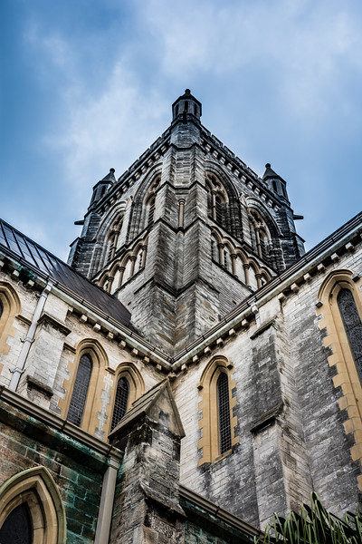 Gothic Revival Cathedral