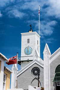 Clock Tower Bermuda