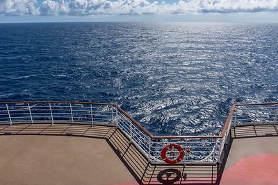 Sunlight on the Atlantic