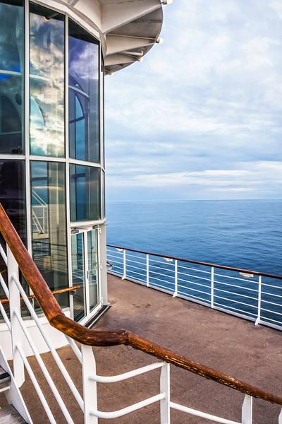 Summit Starboard View