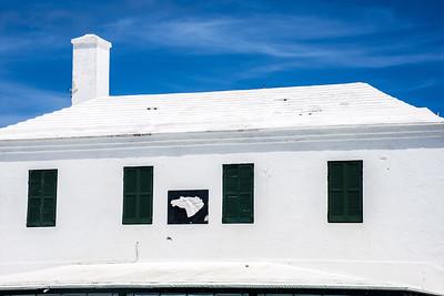 Bermuda White Roof