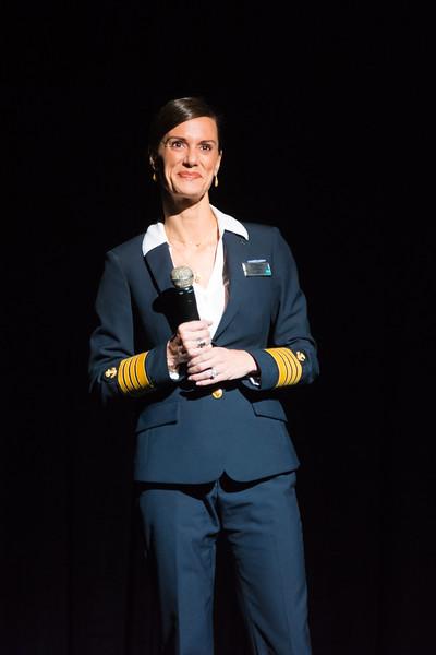 Captain Kate Celebrity Summit