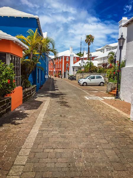 St. George Street Bermuda