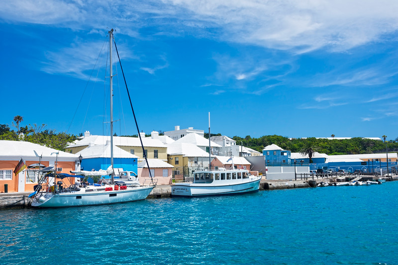 St. George's Harbor