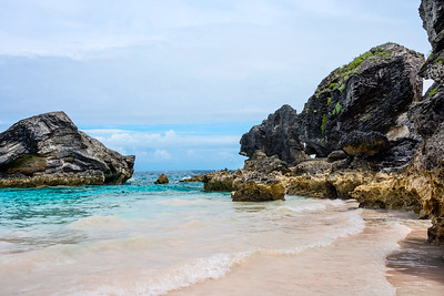 Bermuda Rock and Sea