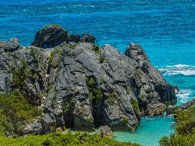 Bermuda Lava Rock