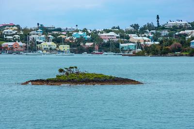 Small Island Bermuda