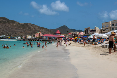 Beach Fun St Maarten