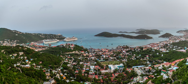 St Thomas Panorama