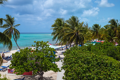 Tropical Scene Princess Cays