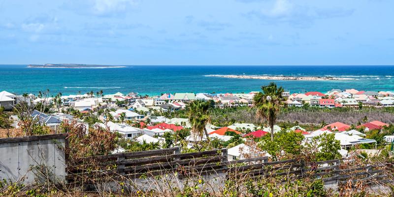 St Maarten Panorama