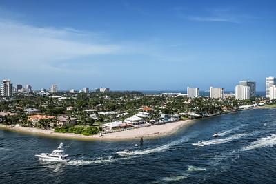 Scenic Fort Lauderdale