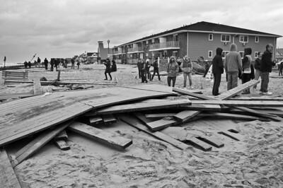 Devestated Boardwalk