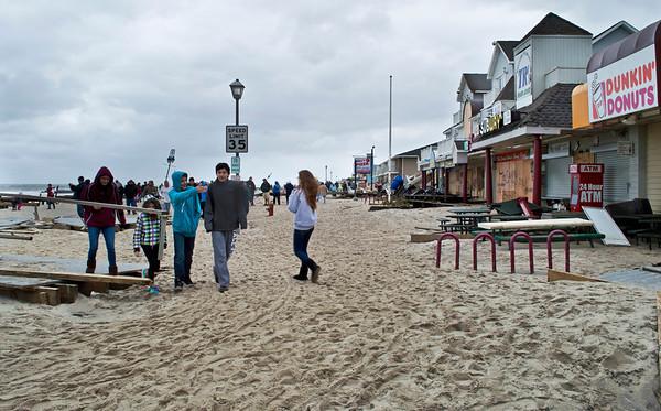 Ocean Ave Belmar
