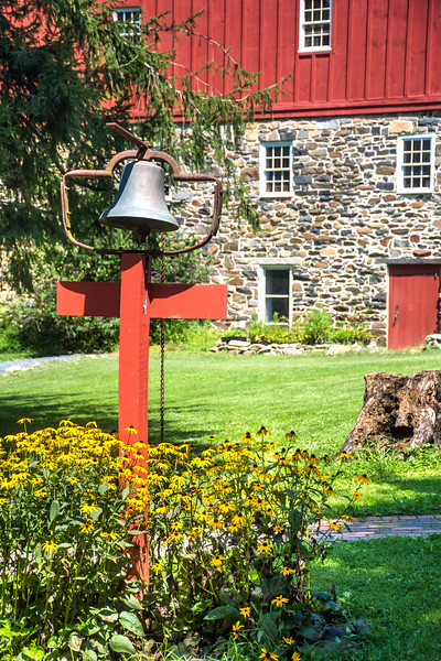 Farmhouse Dinner Bell