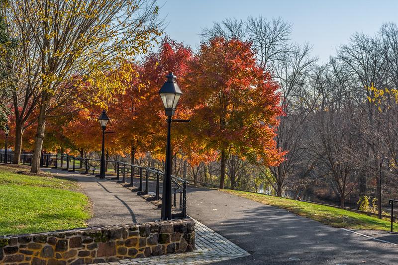 Smithville Village Autumn